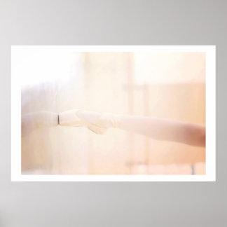 Poster del en Pointe del ballet