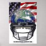 poster del fútbol del mundo