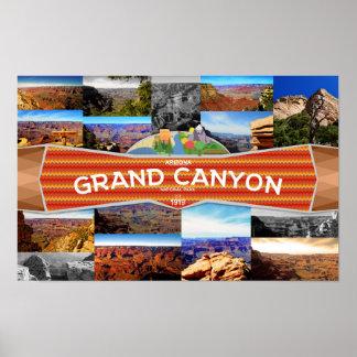 Poster del Gran Cañón Póster