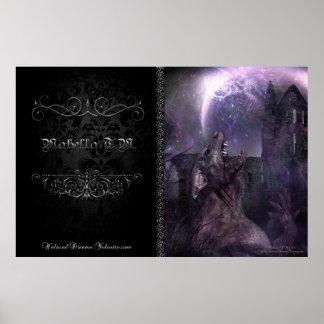 Póster Del lobo y del hombre (edición especial)
