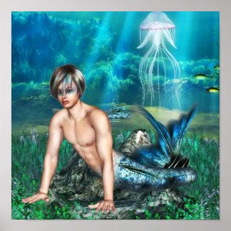 Poster del Merman Póster