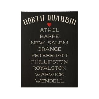 Poster del norte de Quabbin
