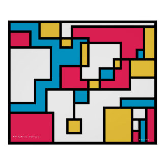 Poster del Pixel-Plasticism