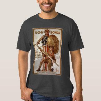 Poster del préstamo de la libertad del boy scout camisas