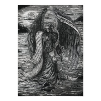 Poster del segador de la suciedad - Wjhen el Póster