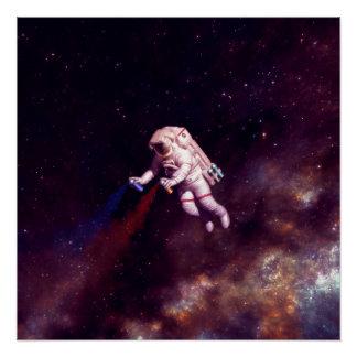 "Poster del ""Shooting Stars"" (Semi-Lustre)"