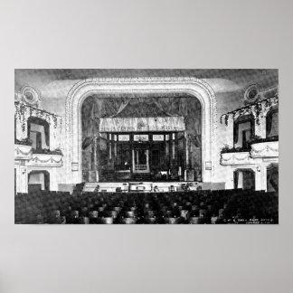 Poster del teatro de Englert