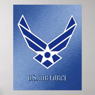 Poster del U.S.A.F. Póster