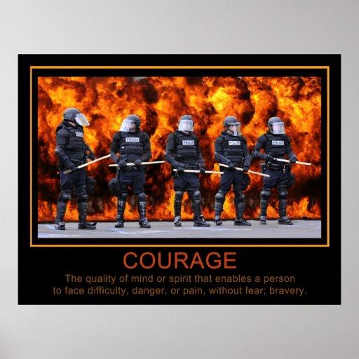 Poster del valor