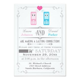 Poster del vintage, invitación del boda del amor