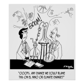 Póster Dibujo animado 6904 del experimento