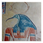 Póster Dios Thoth