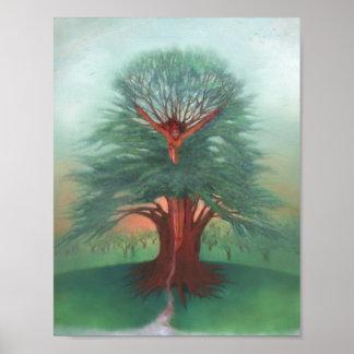 Póster El árbol de la cura