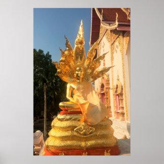 Póster El Bodhisattva y 7 dirigieron Naga