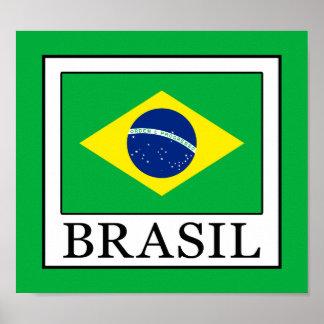 Póster El Brasil