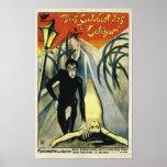 Póster El gabinete del Dr. Caligari Poster