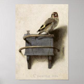 Póster El Goldfinch