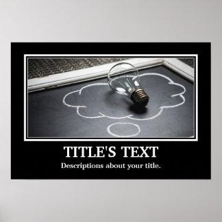 Póster El mejor personaliza la foto y el texto