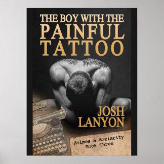 Póster El muchacho con el tatuaje doloroso