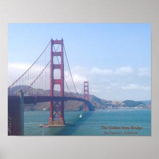 Póster El poster del Golden Gate