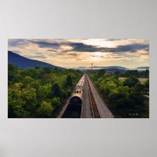 Póster El tren
