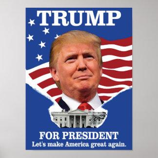 Póster El triunfo para el presidente nos dejó hacer