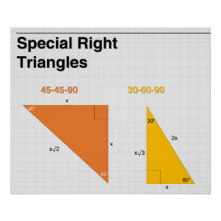Poster especial de la matemáticas de los póster