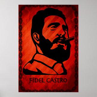 Póster Fidel Castro