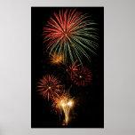 Póster Fireworks