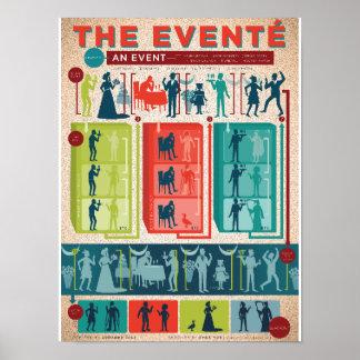 Póster Forma de Improv: El Evente