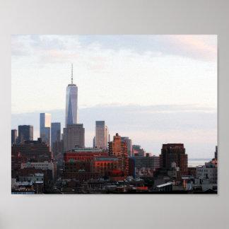 Póster fotos Nueva York CIT