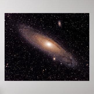 Póster Galaxia #13 del Andromeda