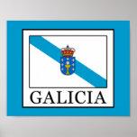 Póster Galicia