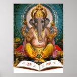 Póster Ganesha
