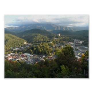 Póster Gatlinburg
