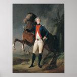Póster Gilbert Motier Marquis de la Fayette, 1788