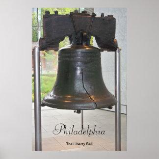 Póster Gran poster de Bell de Philadelphia