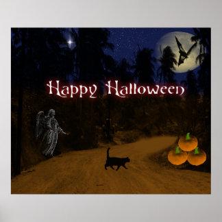 Póster Halloween