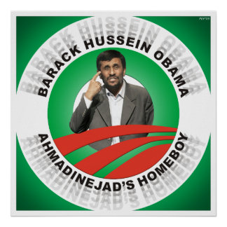 Póster Homeboy de Ahmadinejads