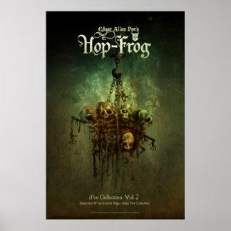 """Poster """"Hop-Frog"""""""
