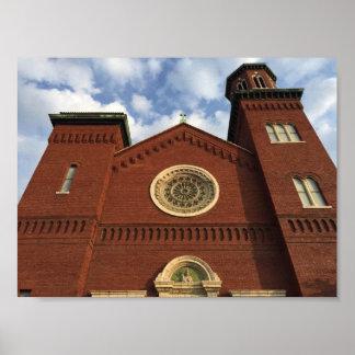 Póster Iglesia de St Augustine