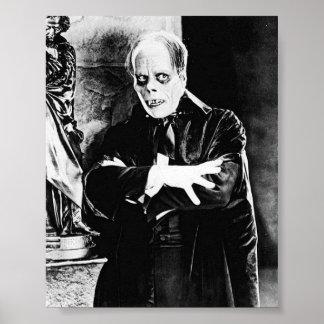 Póster Imagen de Lon Cheney Halloween