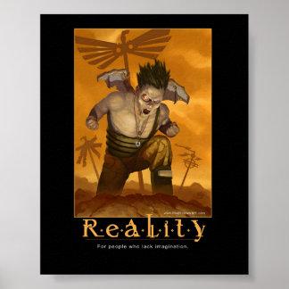 Poster inspirado de la realidad