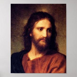 Póster Jesucristo