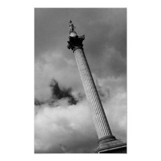 Póster La columna de Nelson