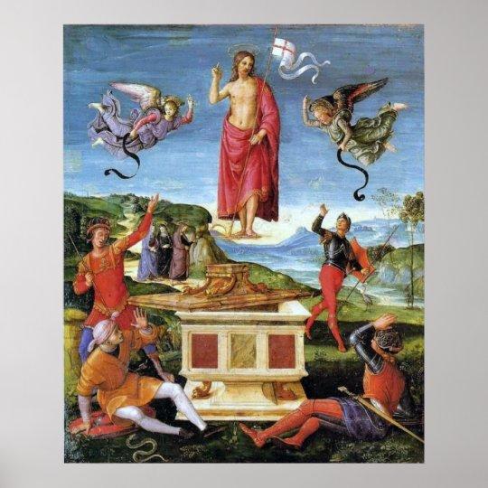Resultado de imagen de LA RESURRECCIÓN DE CRISTO DE RAFAEL.