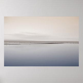 Póster Lago de salto mortal
