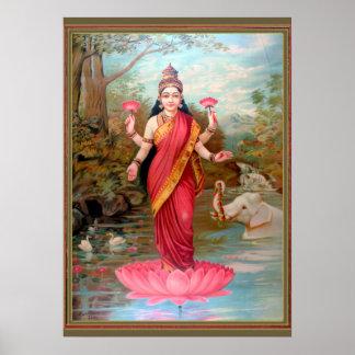 Póster Lakshmi