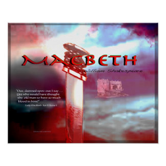 Póster Macbeth