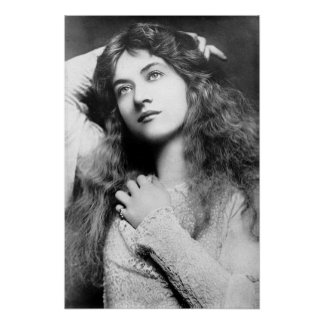Póster Maude Fealy